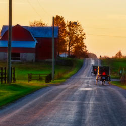 Photo of Evening in an Amish Home for the Blue Gate Theatre Event in Shipshewana, Indiana