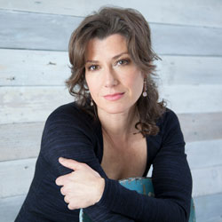 Photo of Amy Grant for the Blue Gate Theatre Event in Shipshewana, Indiana