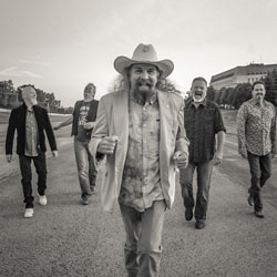 Photo of Artimus Pyle Band: Honoring the Music of Lynyrd Skynyrd for the Blue Gate Theatre Event in Shipshewana, Indiana