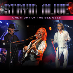 Photo of Stayin' Alive - BeeGees Tribute  for the Blue Gate Theatre Event in Shipshewana, Indiana