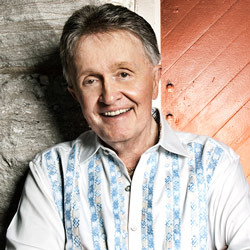 Photo of Bill Anderson for the Blue Gate Theatre Event in Shipshewana, Indiana