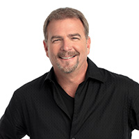 Photo of Bill Engvall for the Blue Gate Theatre Event in Shipshewana, Indiana