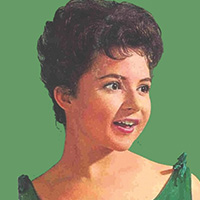 Photo of Brenda Lee for the Blue Gate Theatre Event in Shipshewana, Indiana
