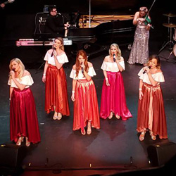 Celtic Angels Christmas | Blue Gate Theatre | Shipshewana, Indiana
