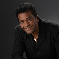 Photo of Charley Pride for the Blue Gate Theatre Event in Shipshewana, Indiana