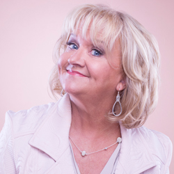 Photo of Chonda Pierce  for the Blue Gate Theatre Event in Shipshewana, Indiana