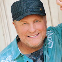 Photo of Collin Raye for the Blue Gate Theatre Event in Shipshewana, Indiana