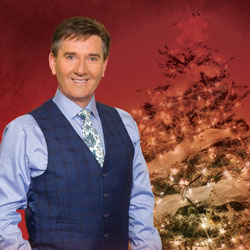 Photo of Daniel O'Donnell Christmas and More for the Blue Gate Theatre Event in Shipshewana, Indiana