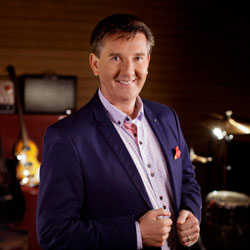 Photo of Daniel O'Donnell : <i>Back Home Again Tour</i> for the Blue Gate Theatre Event in Shipshewana, Indiana