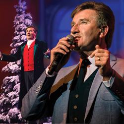 Daniel O'Donnell Christmas and More | Blue Gate Theatre | Shipshewana, Indiana