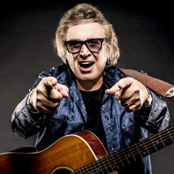 Photo of Don McLean for the Blue Gate Theatre Event in Shipshewana, Indiana