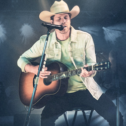Dustin Lynch -Live & Acoustic- feat. Kameron Marlow (reduced capacity)   Blue Gate Theatre   Shipshewana, Indiana