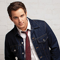 Photo of Easton Corbin for the Blue Gate Theatre Event in Shipshewana, Indiana