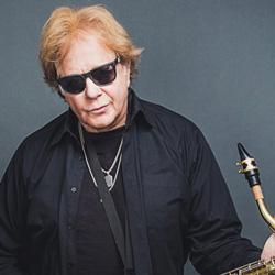 Photo of Eddie Money  for the Blue Gate Theatre Event in Shipshewana, Indiana