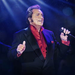 Photo of Engelbert Humperdinck:The Man I Want To Be Tour for the Blue Gate Theatre Event in Shipshewana, Indiana