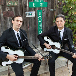 Photo of Everly Brothers Experience (Tribute) for the Blue Gate Theatre Event in Shipshewana, Indiana