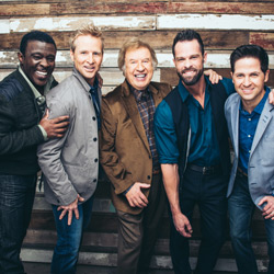 Photo of Gaither Vocal Band Christmas for the Blue Gate Theatre Event in Shipshewana, Indiana