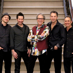 Photo of Gary Lewis and The Playboys for the Blue Gate Theatre Event in Shipshewana, Indiana