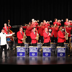 Photo of Glenn Miller Orchestra for the Blue Gate Theatre Event in Shipshewana, Indiana
