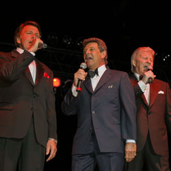 Dick Fox's Golden Boys: Frankie Avalon, Fabian & Bobby Rydell | Blue Gate Theatre | Shipshewana, Indiana