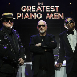 Greatest Piano Men | Blue Gate Theatre | Shipshewana, Indiana