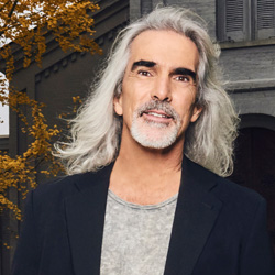 Photo of Guy Penrod for the Blue Gate Theatre Event in Shipshewana, Indiana