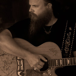 Photo of Jamey Johnson  for the Blue Gate Theatre Event in Shipshewana, Indiana