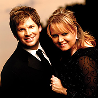 Photo of Jim Brady Trio for the Blue Gate Theatre Event in Shipshewana, Indiana