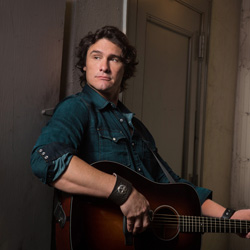 Photo of Joe Nichols for the Blue Gate Theatre Event in Shipshewana, Indiana