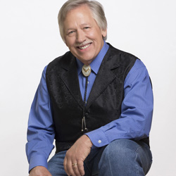 Photo of John Conlee for the Blue Gate Theatre Event in Shipshewana, Indiana
