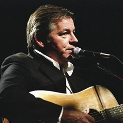 Photo of John Schmid for the Blue Gate Theatre Event in Shipshewana, Indiana