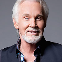 Photo of Kenny Rogers for the Blue Gate Theatre Event in Shipshewana, Indiana