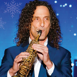 Photo of Kenny G for the Blue Gate Theatre Event in Shipshewana, Indiana