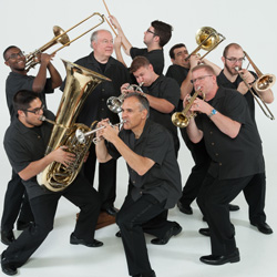 Photo of King's Brass for the Blue Gate Theatre Event in Shipshewana, Indiana