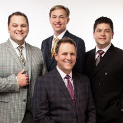 The LeFevre Quartet | Blue Gate Theatre | Shipshewana, Indiana