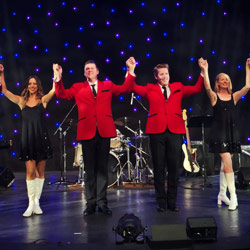 Let's Hang On - Frankie Valli Tribute | Blue Gate Theatre | Shipshewana, Indiana