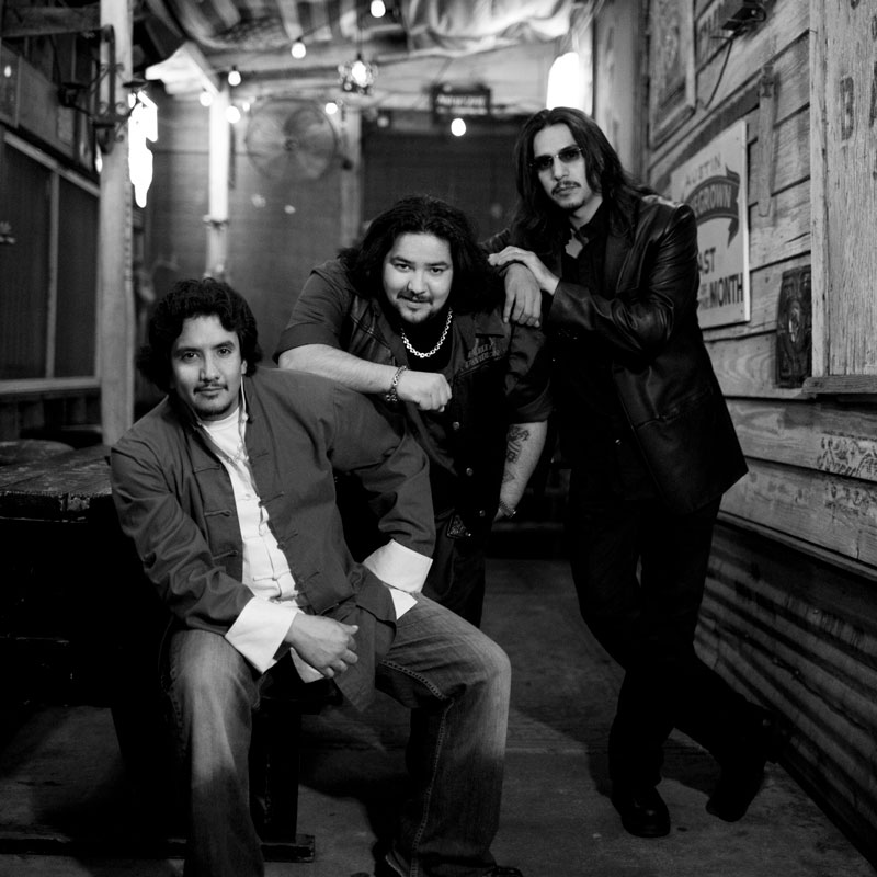 Photo of Los Lonely Boys for the Blue Gate Theatre Event in Shipshewana, Indiana