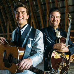 Photo of Malpass Brothers for the Blue Gate Theatre Event in Shipshewana, Indiana