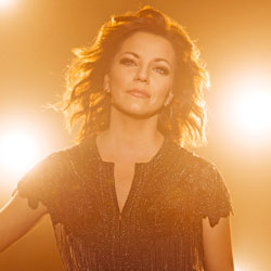 Martina McBride with Kalie Shorr | Blue Gate Theatre | Shipshewana, Indiana