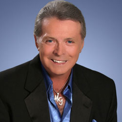 Photo of Mickey Gilley for the Blue Gate Theatre Event in Shipshewana, Indiana