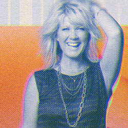 Photo of Natalie Grant for the Blue Gate Theatre Event in Shipshewana, Indiana