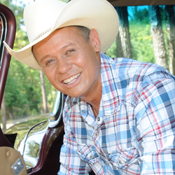 Photo of Neal McCoy for the Blue Gate Theatre Event in Shipshewana, Indiana