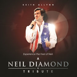 Photo of A Neil Diamond Tribute for the Blue Gate Theatre Event in Shipshewana, Indiana