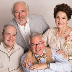 Photo of New Speer Family  for the Blue Gate Theatre Event in Shipshewana, Indiana