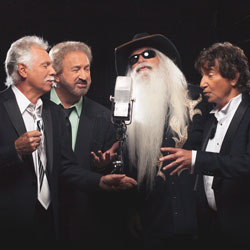 Photo of Oak Ridge Boys for the Blue Gate Theatre Event in Shipshewana, Indiana