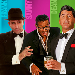 The Rat Pack is Back | Blue Gate Theatre | Shipshewana, Indiana