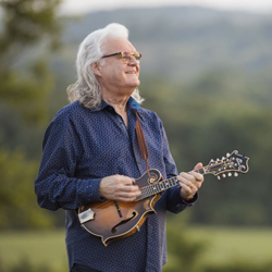 Photo of Ricky Skaggs for the Blue Gate Theatre Event in Shipshewana, Indiana