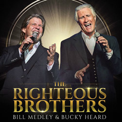 Photo of Righteous Brothers  for the Blue Gate Theatre Event in Shipshewana, Indiana