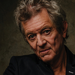 Photo of Rodney Crowell for the Blue Gate Theatre Event in Shipshewana, Indiana