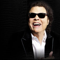 Photo of Ronnie Milsap for the Blue Gate Theatre Event in Shipshewana, Indiana